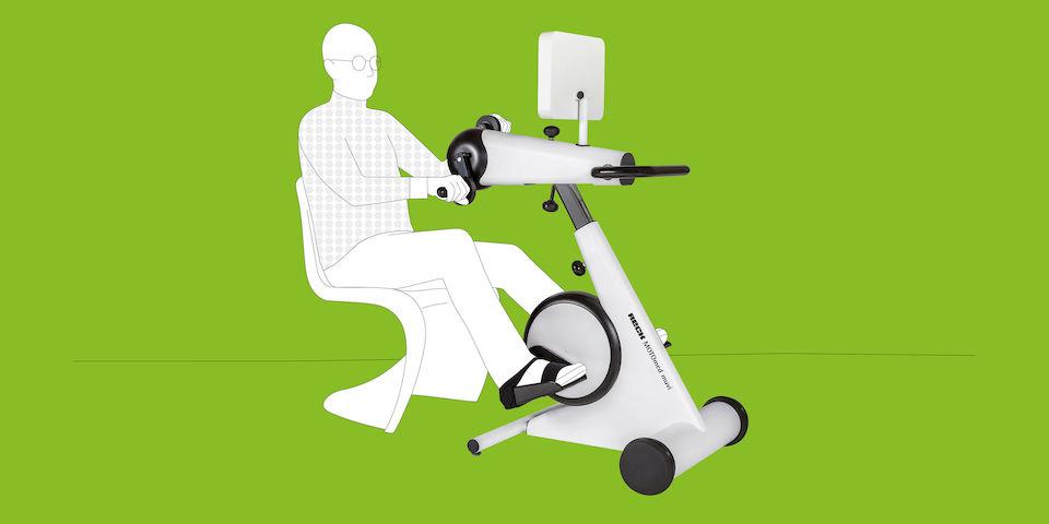 Hypertension - Personnes affectées - MOTOmed