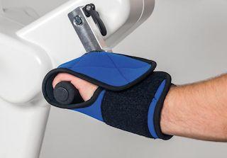 Fijación de mano por medio de la muñequera, talla L (unidad)